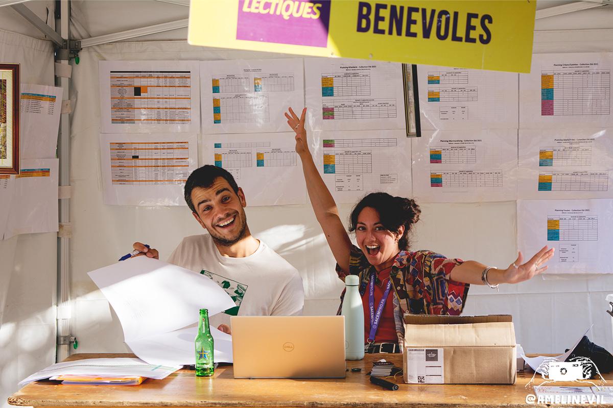 Espace Benevoles Les Z'eclectiques Automne 2021